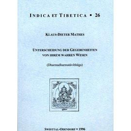 Indica et Tibetica Verlag Frank-Richard Hamm Memorial Volume - INDICA et TIBETICA 21 - Edited by Helmut Eimer