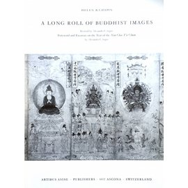 Artibus Asiae Publishers A Long Roll of Buddhist Images - by Helen B. Chapin