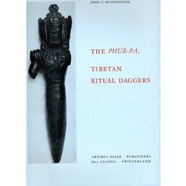Artibus Asiae Publishers The Phur-pa, Tibetan Ritual Daggers - By John C. Huntington