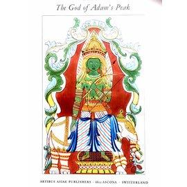 Artibus Asiae Publishers The God of Adam's Peak - by S. Paranavitana