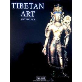 Jaca Book Tibetan Art - Tracing the Development of Spiritual Ideals and Art in Tibet 600-2000 A. D.  - by Amy Heller