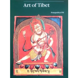 Mapin Publishing Art of Tibet - A Catalogue of the Los Angeles County Museum of Art Collection - by Pratapaditya Pa.
