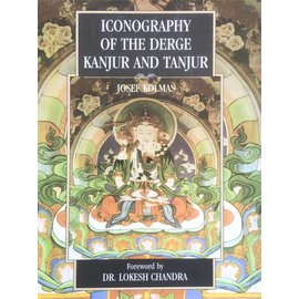 Vedams Iconography of the Derge Kanjur and Tanjur - Josef Kolmas