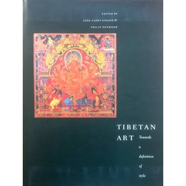 Laurence King Publishing Tibetan Art - Towards a Definition of Style - Edited by Jane Casey Singer & Philip Denwood