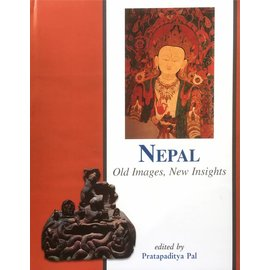 Marg Publications Nepal - Old Images, New Insights - Edited by Pratapaditya Pal