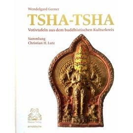 Hamsa Verlag Tsha-Tsha - Votivtafeln aus dem buddhistischen Kulturkreis - Sammlung Christian H. Lutz - von Wendelgard Gerner