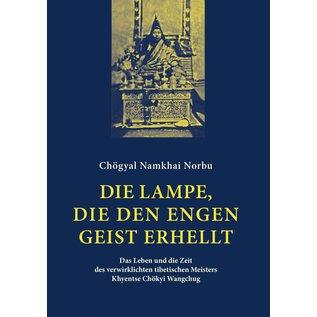 Garuda Verlag Chögyal Namkhai Norbu: die Lampe, die den engen Geist erhellt