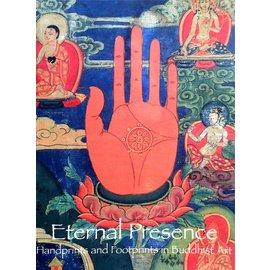 Katonah Museum of Art Eternal Presence - Handprints and Footprints in Buddhist Art - by Kathryn H. Selig Brown