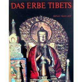Kümmerly & Frey Das Erbe Tibets - Wesen und Deutung der buddhistischen Kunst von Tibet - von Detlef Ingo Lauf