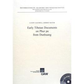 Verlag der Österreichischen Akademie der Wissenschaften Early Tibetan Documents on Phur pa from Dunhuang - by Cathy Cantwell and Robert Mayer