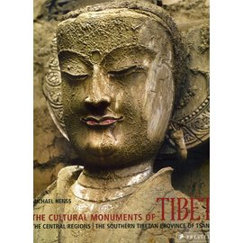 Prestel-Verlag The Cultural Monuments of Tibet, by Michael Henss