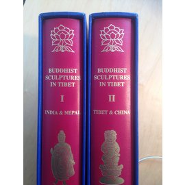 Visual Dharma Publications Buddhist Sculptures in Tibet, by Ulrich von Schroeder