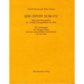 Harrassowitz SDE-DPON SUM-CU, von Rudolf Kaschewsky und Pema Tsering