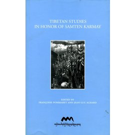 Amnye Machen Institute Tibetan Studies in Honor of Samten Karmay, ed. by Francoise Pommaret and Jean-Luc Achard