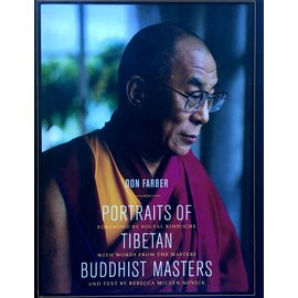 University of California Press Portraits of Tibetan Buddhist Masters, by Don Farber