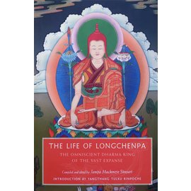 Snow Lion Publications The Life of Longchenpa: The Omniscient Dharma King of the vast Expanse,  ed. by Jampa Mackenzie Stewart