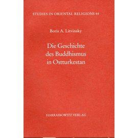 Harrassowitz Die Geschichte des Buddhismus in Ostturkestan, von Boris A. Litvinsky