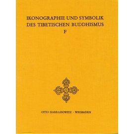 Harrassowitz Ikonographie und Symbolik des Tibetischen Buddhismus, Teil F, von Loden Sherab Dagyab