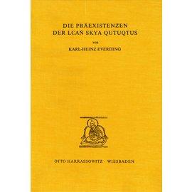Harrassowitz Die Präexistenzen der lcan skyaqutuqtus, von Karl-Heinz Everding