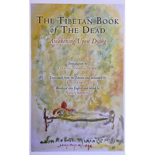 Shang Shung Publications The Tibetan Book of the Dead: Awaking Upon Dying, translated by Elio Guarisco