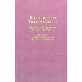 Edwin Mellen Press Reflections on Tibetan Culture: Essays in Memory of Turrell V. Wylie, by Lawrence Epstein and Richard F. Sherburne