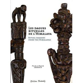 Findakly Les Dagues Rituelles de l'Himalaya, by Nicole et Patrick Grimaud