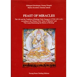 Porong Pema Chöding Editions Feast of Miracles, by Hildegard Diemberger et al.
