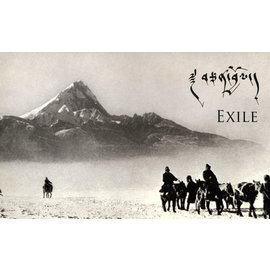 Tibet Documentation Exile, A Photo Journal 1959 - 1989, by Lobsang Gyatso Sither (ed.)