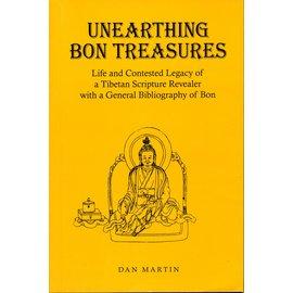 Vajra Publications Unearthing Bon Treasures,  by Dan Martin