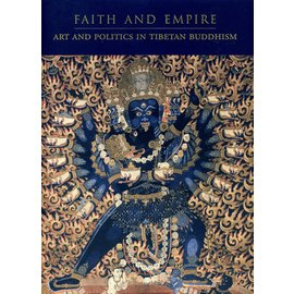 Rubin Museum of Art, NY Faith and Empire: Art and Politics in Tibetan Buddhism, by Karl Debreczeny