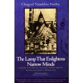 North Atlantic Books The Lamp that enlightens Narrow Minds, by Chögyal Namkhai Norbu