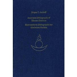 Garuda Verlag Annotated Bibliography of Tibetan Medicine, by Jürgen C. Aschoff