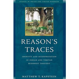 Wisdom Publications Reason's Traces,  by Matthew T. Kapstein