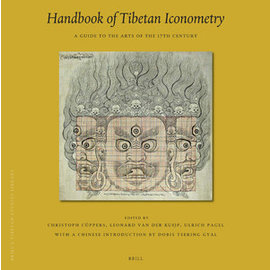 Brill Handbook of the Tibetan Iconometry, by Chritoph Cüppers, Ulrich Pagel and Leonard van der Kuijp