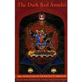 Snow Lion Publications The Dark Red Amulet, by Khenchen Palden Sherab Rinpoche