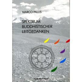 Garuda Verlag Spektrum Buddhistischer Leitgedanken, 10 Essays von Marco Pallis