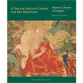 Rubin Museum of Art, NY A Revolutionary Artist of Tibet: Khyentse Chenmo of Gongkar, by David P. Jackson