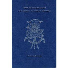 Aditya Prakashan The Iconography of Hindu Tantric Deities, by Gudrun Bühnemann