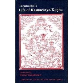 LTWA Taranatha's The Life of Krishnacarya / Kangha, by David Templeman