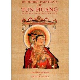 Niyogi Books Buddhist Paintings of Tun-Huang in the National Museum of New Delhi, by Lokesh Chandra and Nirmala Sharma