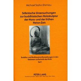 Peter Lang Buddhistische Holzskulptur der Nara- und frühen Heian Zeit, von M. Stahn-Shimizu