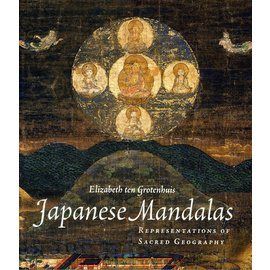 University of Hawai'i Press Japanese Mandalas: Representations of Sacred  Gepgraphy, by Elizabeth ten Grotenhuis