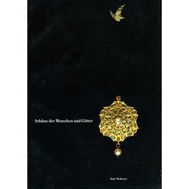 Khyun Edition Schätze der Menschen und Götter: Alter Goldschmuck aus Indien, von Hans Weihreter