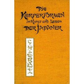 Verlag von Ferdinand Enke Die Körperformen in  Kunst und Leben der Japaner,  von C.H. Stratz
