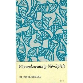 Insel Verlag Vierundzwanzig No-Spiele, von Peter Weber-Schäfer