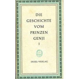 Insel Verlag Die Geschichte vom Prinzen Genji, 2 Bände