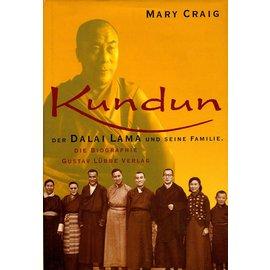 Gustav Lübbe Verlag Kundun: Der Dalai Lama und seine Familie, von Mary Craig