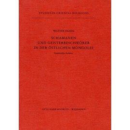 Harrassowitz Schamanen und Geisterbeschwörer in der östliche Mongolei, von Walther Heissig