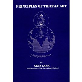 Karmagadri Principles of Tibetan Art, by Gega Lama