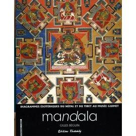 Findakly Mandala: Diagrammes Ésoteriques du Népal et du Tibet au Musée Guimet, par Gilles Béguin